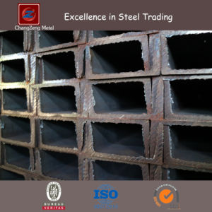 Q345 Alloy Upn Channel Steel Bar (CZ-C110) pictures & photos