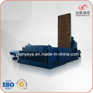 Ydt-400 High Efficiency Hydraulic Scrap Metal Steel Car Baler pictures & photos