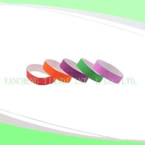 Medical Identification Paper Band Tyvek Printing Wristbands (3000-2-3) pictures & photos