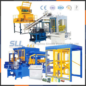 Advanced Technology Cement Block Shaping/Molding/Making Machine pictures & photos