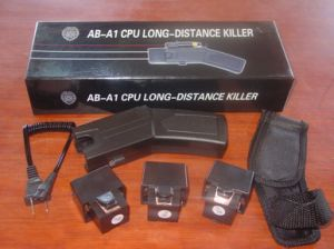 Promotion High Quality Police Defence 5m Taser Stun Gun (SDAB-A1) pictures & photos