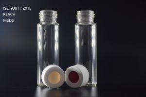 40ml EPA Glass Vials VOA Vials Storage Vials with Cap and PTFE Septa pictures & photos