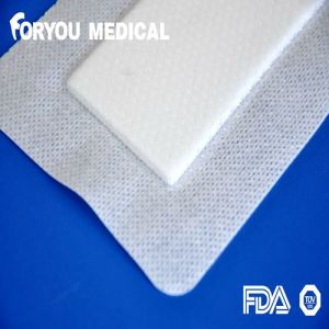 Medical Disposables Antibacterial Dressing with Silver Ce and FDA pictures & photos