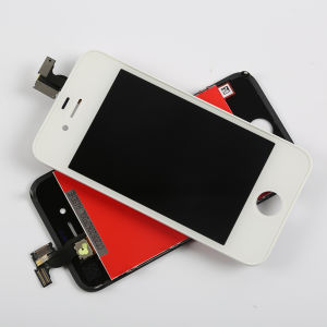 Mobile Phone Spare Parts LCD Touch Screen for iPhone 4
