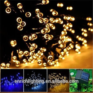 Fairy LED String Lights by Solar Powered for Patio Using pictures & photos