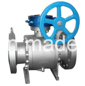 API6d Stainless Steel Ball Valve