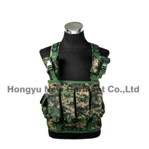 Military Security Digital Camouflage Tactical Chest Vest (HY-V061) pictures & photos