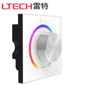 Ltech New DMX Knob Panel LED RGB Controller Dx63