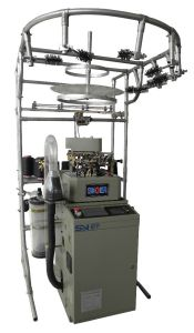 Plain Socks Knitting Machine with Full Automatic and High Quality pictures & photos