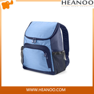 Insulated Lunch Picnic Cooler Backpack Bag for Food pictures & photos