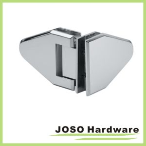 90 Degree Glass to Glass Self-Colsing Shower Hinge (Bh8004) pictures & photos