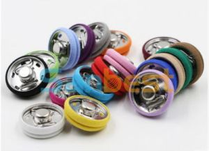 High Quality Beautiful Fancy Metal Buttons for Jeans pictures & photos