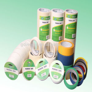 Auto Painting Masking Tape pictures & photos