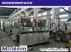 Continuous Type Tunnel Pasteurizer pictures & photos