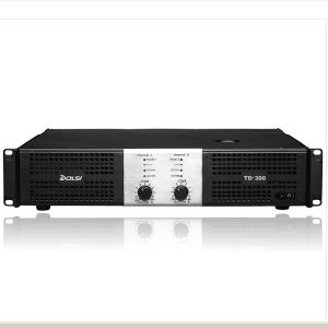 PA System Two Channel PRO Audio Professional Power Amplifier pictures & photos