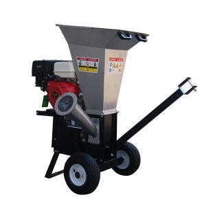 China Qood Quality Cheap Price 9HP Wood Chipper Shredder, 13HP Wood Chipper Shredder, 18HP Wood Chipper Shredder (LZCS001) pictures & photos