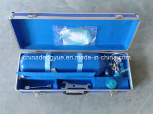 Ningbo Manufacture Supplier Portable Steel Oxygen Cylinder & Light-Weight Aluminum O2 Medical Equipment pictures & photos
