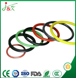 NBR/FKM/Viton EPDM Hydraulic Seal Silicone Rubber O Ring pictures & photos