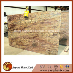 Creme Bordeaux Granite Slab for Wall Cladding pictures & photos