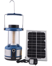 Suspensible Rechargeable Solar Camping Lantern pictures & photos