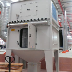 Manual Powder Coating Machine for Aluminium Sections pictures & photos
