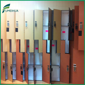 Double Tier Phenolic Z Lockers for SPA / Swimming Pool pictures & photos