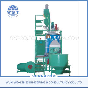 Automatic EPS Expandable Polystyrene Beads Foaming Machine pictures & photos