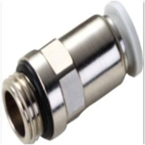Spc G Thread Straight Stop Tube Fitting pictures & photos