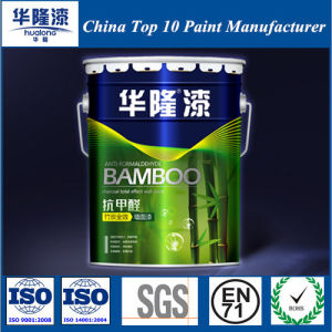 Hualong Bamboo Charcoal All Effect Anti Formaldehyde Wall Coating pictures & photos