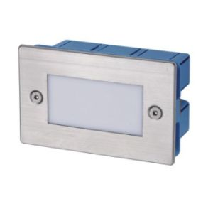 St304 1W IP65 LED Wall Recessed Light pictures & photos