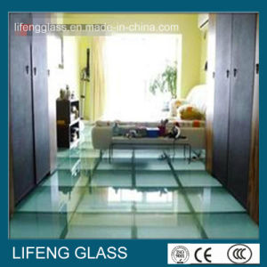 Best Price Building Safety Floor Laminated Glass
