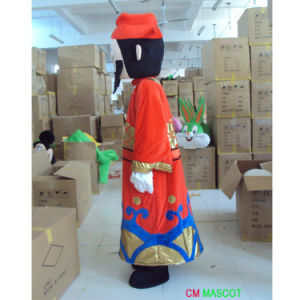 God of Wealth People Cartoon Plush Costume Best Quality pictures & photos