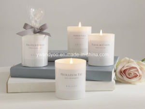 Delicious Bamboo Scented Organic Soybean Candle pictures & photos