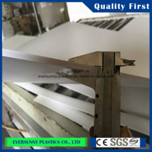 Customized 4mm White PVC Foam Sheet pictures & photos