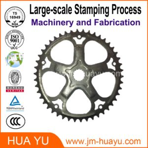 Precision Shaping Metal Large Stamping Process pictures & photos