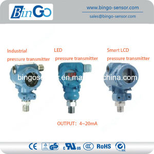 4~20mA Industrial Intelligent Pressure Transmitter pictures & photos