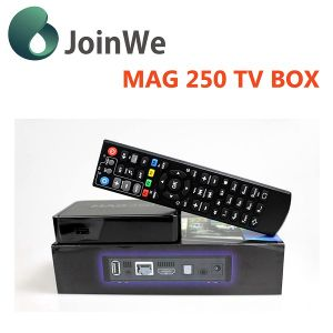 Mag 250 IPTV Box Media Streamer Full HD TV 3D Video pictures & photos