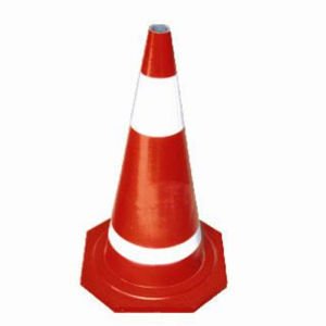 "30"" Height PE Reflective Traffic Cone pictures & photos"