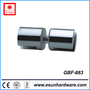 Hot Designs Brass Glass Door Double Side Glass Clamp (GBF-883) pictures & photos