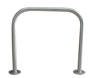 Floor Mounted Stainless Steel Bike Stand (ISO CE OEM ODM SGS / Suzhou Pioneer-Vehicle) pictures & photos
