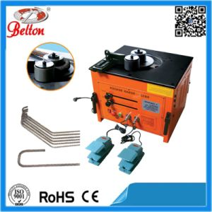 China Supplier Hydraulic Rebar Cutter and Bender with Low Price pictures & photos
