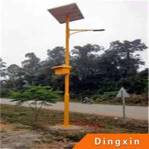 5m 20W Solar LED Street Light with ISO9001 Soncap Approved pictures & photos