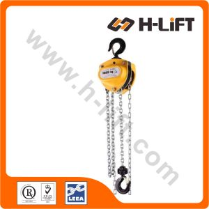 Chain Hoist / Manual Chain Block pictures & photos