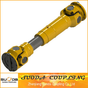 Short Telescopic and Welded Type Split Fork Universal Coupling pictures & photos