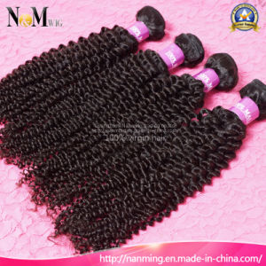 Health and Beauty/ Cheap 5A Grade Mongolian Human Hair Weave pictures & photos