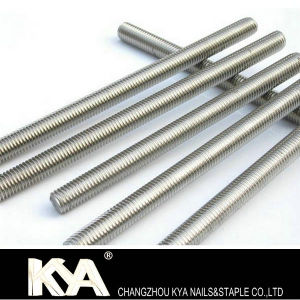 Bar DIN975/Thread Rod for Industry pictures & photos