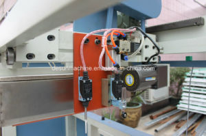 Hard Cover Book Three Sides Hot Stamping Machine (YX-400GB) pictures & photos