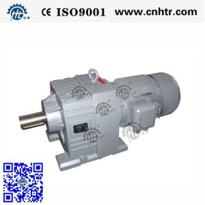 Hengtai Brand Hr Series Helical Gearbox with Motor pictures & photos