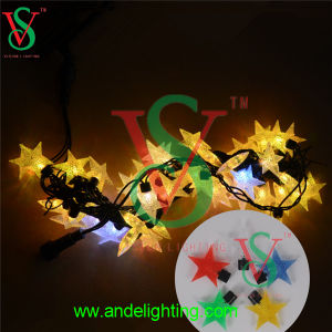 Commercial LED String Light with Star pictures & photos