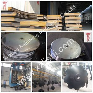 High Quality 65mn and 30mnb5 Disc Blade for Sale pictures & photos